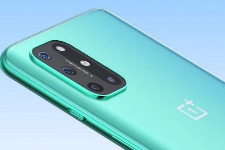 OnePlus не выдержала и показала OnePlus 8T в новом цвете Aquamarine Green за неделю до анонса