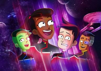 Рецензия на анимационный сериал Star Trek: Lower Decks / «Звездный путь: Нижние палубы»