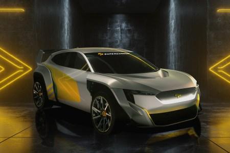 В новой гоночной серии SuperCharge будут соревноваться электрокроссоверы SC01 с мощностью 500 кВт и разгоном до «сотни» за 2,5 сек.