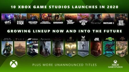 Microsoft похвасталась успехами Xbox Game Studios — 2020-й уже стал рекордным для внутренних студий Xbox