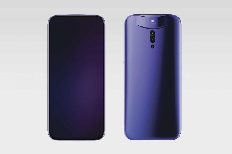 Концептуальный смартфон Vivo IFEA со съемной фронтальной камерой получил награду Red Dot Design Award за инновационный модульный дизайн