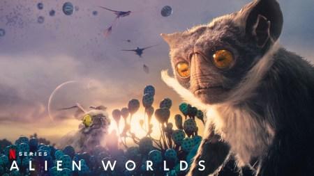 Netflix снял научно-фантастический сериал Alien Worlds / «Чужие миры», в котором попытался представить, как может выглядеть жизнь на других планетах [трейлер]