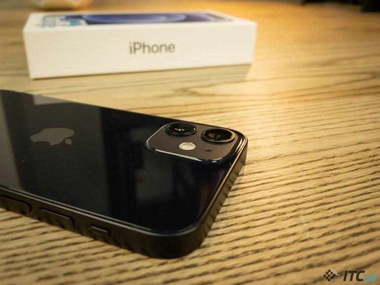 Обзор Apple iPhone 12 mini