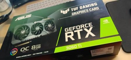 Появились официальные тесты видеокарты GeForce RTX 3060 Ti — она обходит GeForce RTX 2080 Super