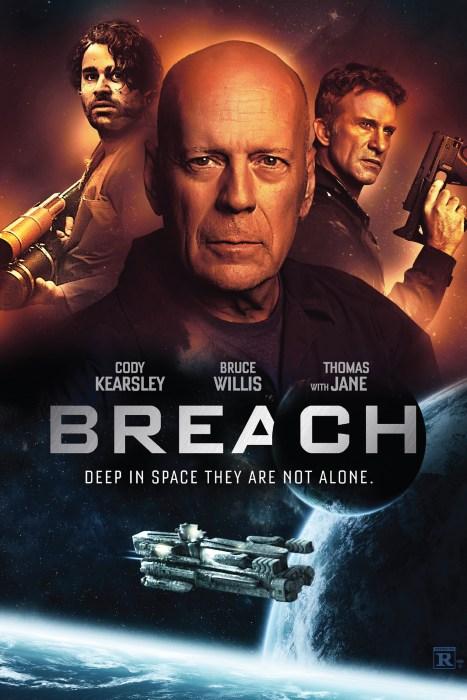 """Брюс Уиллис снялся в ужасной фантастике """"Breach"""" / """"Anti-Life"""", увидеть ее можно с 18 декабря 2020 года [трейлер]"""