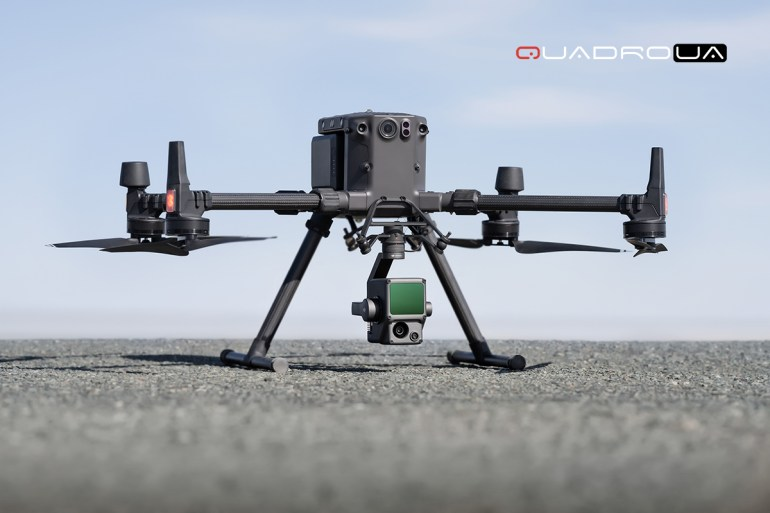 DJI представляет лидар Zenmuse L1 и полнокадровую камеру для аэрофотосъемки Zenmuse P1
