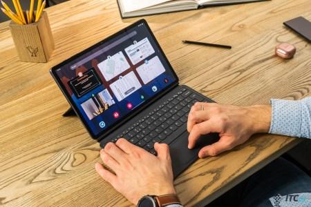 Galaxy Tab S7+: два месяца спустя