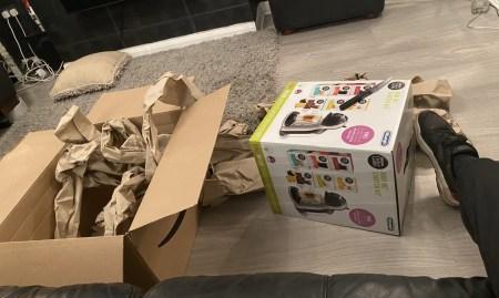 Некоторые клиенты британского Amazon вместо предзаказанных PS5 получили кухонные приборы (или вообще пустые коробки)