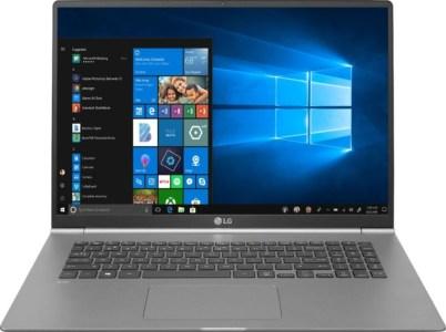 Не только смартфоны. LG запатентовала ноутбук со сворачивающимся 17-дюймовым экраном