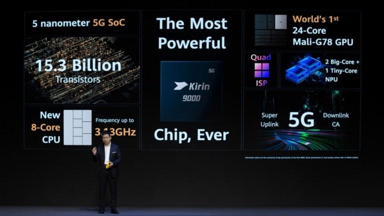 Для смартфонов серии Huawei P50 планируется использовать чипсет Kirin 9000 и OLED дисплеи производства Samsung и LG