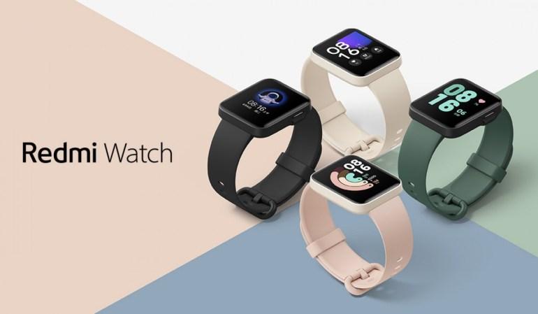Анонсированы умные часы Redmi Watch: 1,4-дюймовый дисплей, NFC, автономность до 12 дней и цена $45
