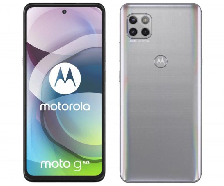 Motorola анонсировала смартфоны Moto G9 Power и Moto G 5G