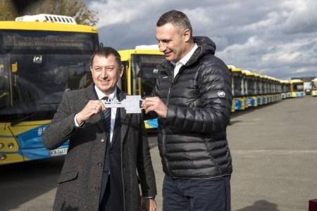 «Ориентируемся на соотношение цена/качество/комфорт»: КГГА ответил на критику Минэкологии о закупке автобусов вместо электробусов