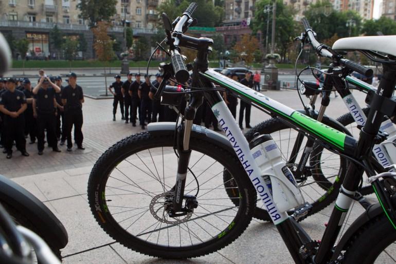 Нацполиция Украины объявила тендер на закупку электросамокатов, гироскутеров и моноколес на 100 тыс. грн