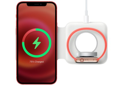 Беспроводное зарядное устройство Apple MagSafe Duo обеспечивает меньшую мощность, чем обычная модель MagSafe