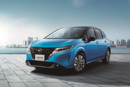 В Японии представили новое поколение Nissan Note, который будет доступен исключительно в виде «электрогибрида» e-POWER