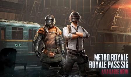 В королевской битве PUBG Mobile стартовали новые события с персонажами из Metro Exodus
