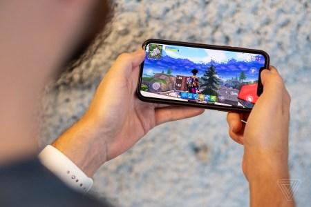 Игра Fortnite снова может стать доступной на iOS – через сервис NVIDIA GeForce Now