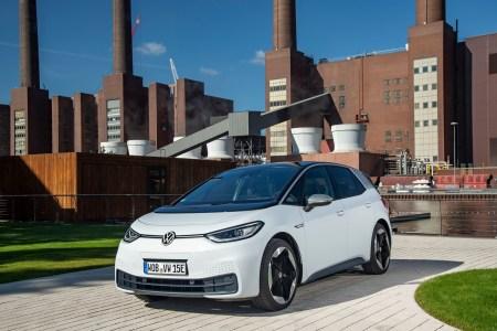 Европейские продажи электромобилей в октябре: 71,8 тыс. штук, годовой рост на 200%, самая продаваемая модель — Volkswagen ID.3 [инфографика]