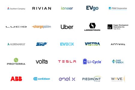28 компаний, включая Tesla, Rivian и Uber, создали ассоциацию ZETA, которая будет продвигать полный переход на электромобили к 2030 году