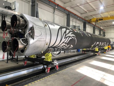 Firefly Aerospace с собственником украинцем и офисом в Днепре получила контракт NASA на $9,8 млн