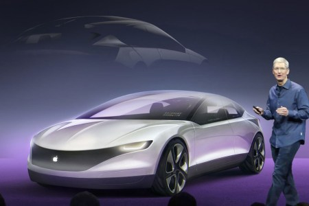 Автомобиль Apple выйдет не раньше 2025 года — аналитик Мин-Чи Куо