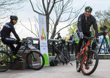 В бюджете Киева на 2021 год заложили 23 млн грн на велодорожку Соломенка-Центр (за последние пять лет на велоинфраструктуру столицы было выделено более 85 млн)