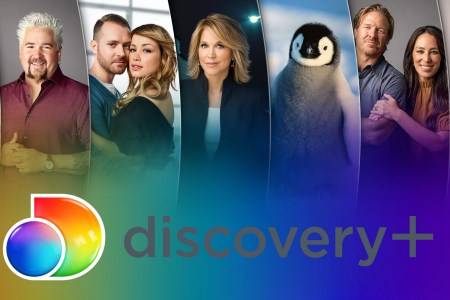 В Украине начал работать видеосервис Discovery+ с развлекательным, познавательным и спортивным контентом