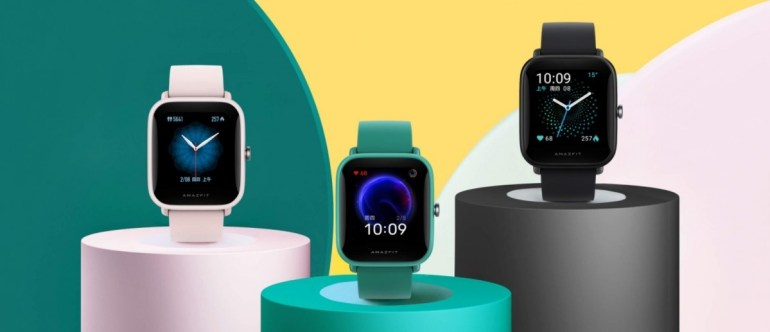 Amazfit анонсировала умные часы Amazfit Pop Pro и Amazfit GTS 2 mini