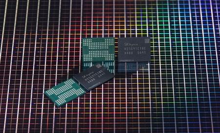 SK Hynix отгрузила первые образцы «самой многослойной» 176-слойной флэш-памяти 4D NAND