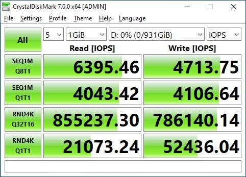 Обзор накопителя Samsung 980 PRO 1 ТБ