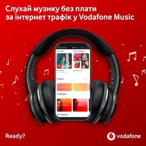 Vodafone Music объявил о крупном обновлении каталога (+1,5 млн треков) и назвал Топ-5 самых популярных песен 2020 года