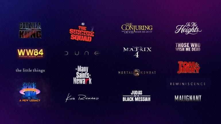 """""""Дюна, Матрица 4, Годзила против Конга, Отряд самоубийц и др."""": Все 17 фильмов Warner Bros., запланированные к выходу в 2021 году, будут выходить одновременно в кинотеатрах и онлайн-сервисе HBO Max"""