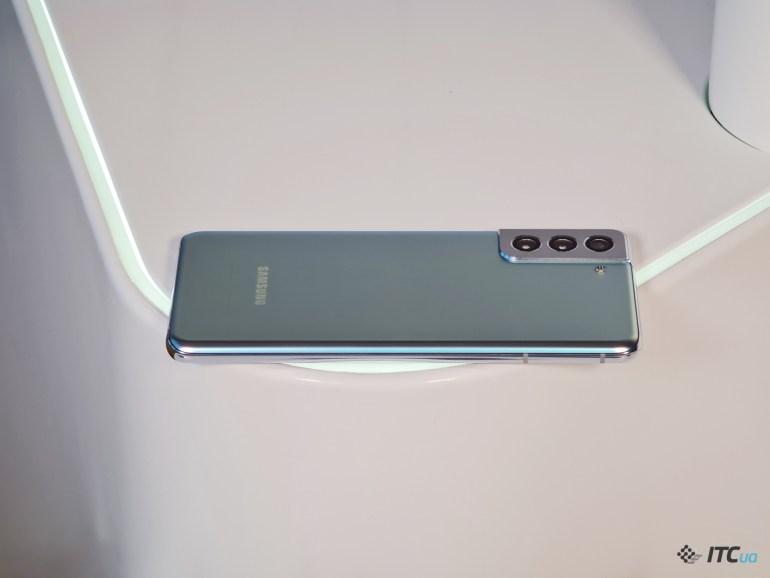 Galaxy S21, S21+ и S21 Ultra - флагманы Samsung 2021 года