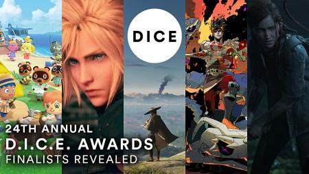 The Last of Us Part II и Ghost of Tsushima — лидеры по числу номинаций на D.I.C.E. Awards 2021