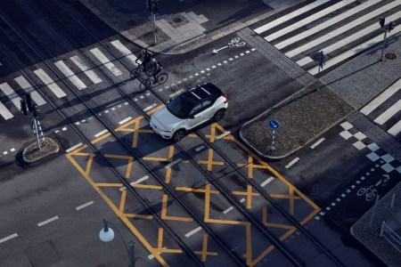 Volvo запускает в шведском Гетеборге «зеленую зону» с электромобилями, ИИ, автономными такси и другими инновациями