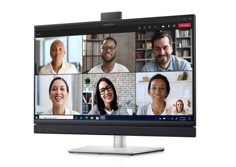 Dell анонсировала новые ноутбуки Latitude и Precision с процессорами Tiger Lake-U и мониторы для видеоконференций