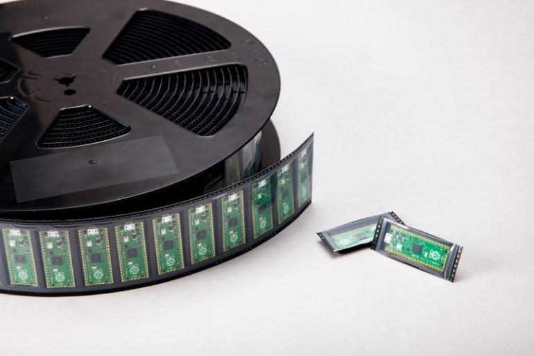 Raspberry Pi Pico — 4-долларовая альтернатива Arduino