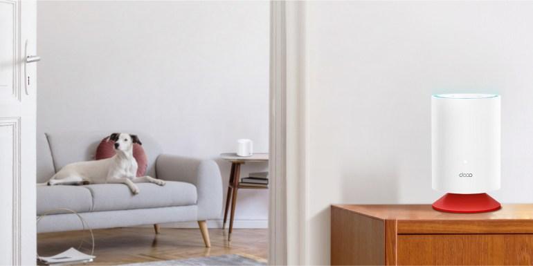 TP-Link представила Deco Voice X20 - Mesh-cистему Wi-Fi 6 со встроенной аудиоколонкой и поддержкой Amazon Alexa
