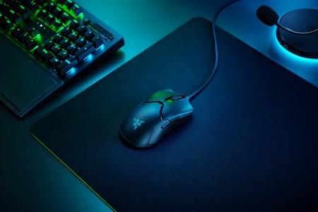 Razer представила новую мышь для киберспортсменов Razer Viper 8KHz с технологией HyperPolling  и скоростью опроса 8000 Гц