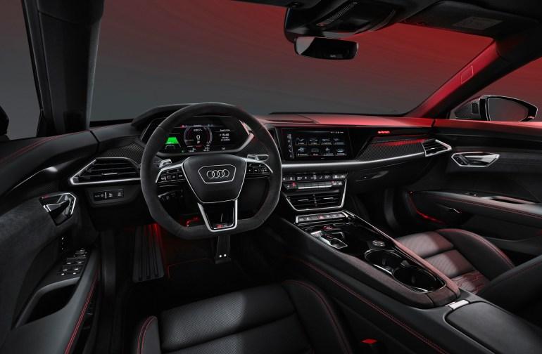 Audi представила премиальный электроседан e-tron GT на платформе Porsche Taycan — цены начинаются от 99 800 евро