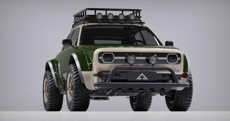 После электрического ретро-купе Alpha ACE калифорнийский стартап анонсировал электрокроссовер Alpha Jax — батарея 75 кВтч, запас хода 400 км и ценник от $38 тыс.