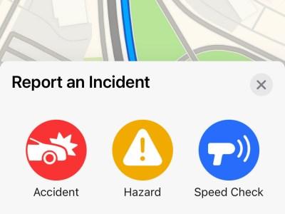 Пользователи Apple Maps наконец получат возможность оставлять на карте отметки об опасностях, авариях, полиции и др.