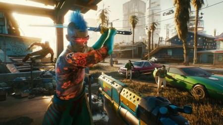 Патч 1.2 для Cyberpunk 2077 отложили до марта