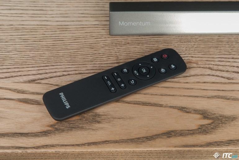 Philips Momentum 558M1RY: игровой монитор с диагональю 55 дюймов