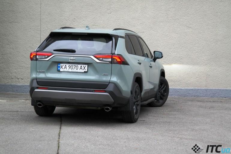 Тест-драйв Toyota RAV4 2.0 AWD: ТОП-5 вопросов и ответов