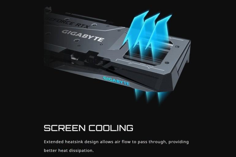 Обзор видеокарты GIGABYTE GeForce RTX 3060 GAMING OC 12G