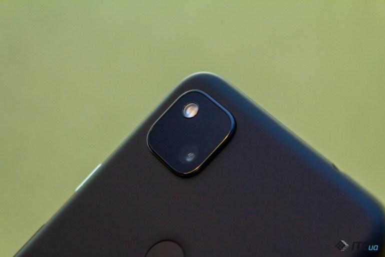 Обзор смартфона Google Pixel 4a