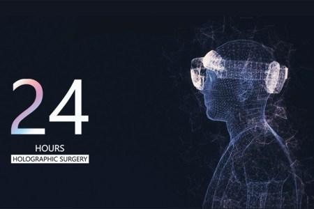 На следующей неделе Microsoft проведет 24-часовую трансляцию операций с использованием гарнитуры HoloLens 2. Одну из них проведет украинский хирург-ортопед