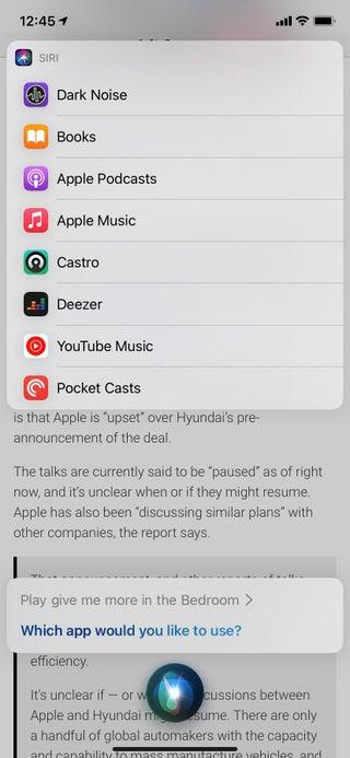 Бета-версия iOS 14.5 позволяет установить Spotify в качестве сервиса воспроизведения музыки по умолчанию для Siri